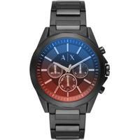 15074b89f56 Netshoes  Relógio Armani Exchange Masculino Drexler - Ax2615 1Pn Ax2615 1Pn  - Masculino-Preto
