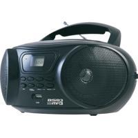 Rádio Boombox Bs-83 Preto Bivolt Britânia