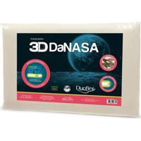 Travesseiro Duoflex -Nasa 3D