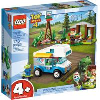 Lego Juniors - Disney - Toy Story 4 - Férias Com Trailer - 10769
