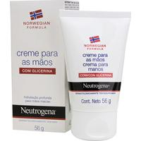 Creme Hidratante Para Mãos Neutrogena Norwegian 56G - Unissex-Incolor