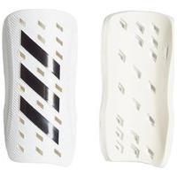 Caneleira Adidas Tiro Club Unissex - Branco E Preto