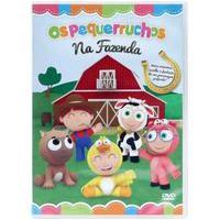 Dvd - Os Pequerruchos - Na Fazenda - 866103697 Branco