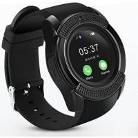 Smartwatch Dreat Touch Bluetooth Gear V8 Preto