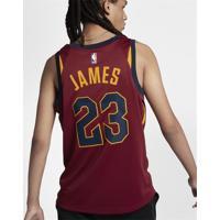 Camiseta Regata Nike Cleveland Cavaliers Icon Edition Swingman Masculi