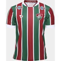 ... Camisa Fluminense I 2016 S Nº Torcedor Dryworld Masculina - Masculino 2a1fc16e8f210