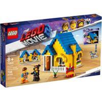 Lego Movie - O Filme 2 - 2 Em 1 - Casa Dos Sonhos Do Emmet - 70831