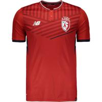 7407135bbc3d9 Netshoes  Camisa New Balance Lille Home 2018 Masculina - Masculino