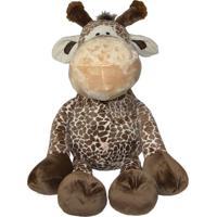 Girafa De Pelúcia - 55Cm