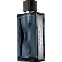 Perfume Masculino First Instinct Blue Abercrombie & Fitch Eau De Toilette 50Ml - Masculino-Incolor