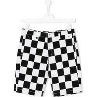 Tommy Hilfiger Junior Short Jeans - Preto