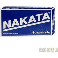 Terminal De Direção - Nakata - Celta 00/07 - Prisma 1.4 07/12 - Corsa Pick-Up/Wagon 95/03 - Sedan 94/07 - Dianteiro - Lado Do Motorista - Cada (Unidade) - N-3072