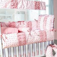Quarto Completo Padroeira Baby Delicate Rosa