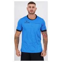 Camisa Super Bolla Árbitro Azul