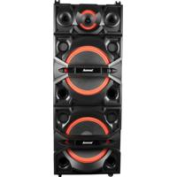 Caixa De Som Amplificadora Amvox Aca 2500 Terremoto, 2500 Watts, Bluetooth, Usb