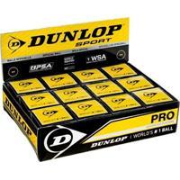 Bola Squash Revelation Pro Dunlop Cx Com 12 Unid - Unissex