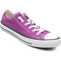 Tênis Converse Chuck Taylor All Star - Feminino-Violeta+Preto