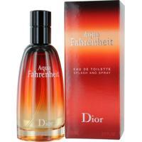 Aqua Fahrenheit De Christian Dior Eau De Toilette Masculino 125 Ml