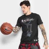 Camiseta Nba Chicago Bulls New Era Tropy Masculina - Masculino-Preto