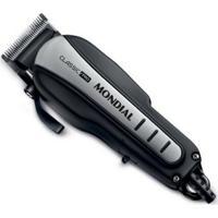 Maquina De Cortar Cabelo Pelos E Barba Mondial Cr-03 110V