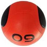 Bola Para Exercicios Medicine Ball Md Buddy Md1275 Vermelho 9Kg
