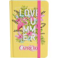 Caderno De Anotações Capricho Love Summer - Zona Criativa