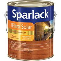 Verniz Duplo Filtro Solar Brilhante 3,6L - Sparlack - Sparlack