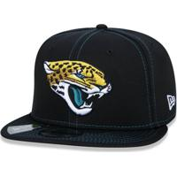 Boné New Era 950 Jacksonville Jaguars Aba Reta Preto