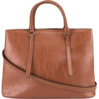 Shopping Bag Stz Texturizada Caramelo -