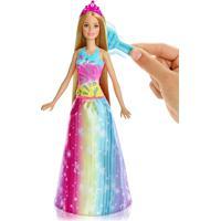 Barbie Mattel Dreamtopia Cabelos Mágicos Rosa