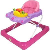 Andador Bebê Space Infantil Musical Baby Style - Tricae