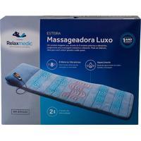 Esteira Massageadora Luxo Relaxmedic