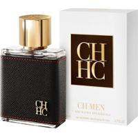 Perfume Masculino Ch Men Carolina Herrera Eau De Toilette 50Ml - Masculino-Incolor