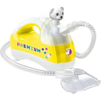 Inalador Nebulizador Pulmosonic Star Premium Amarelo