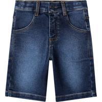 Bermuda Jeans- Azulquimby