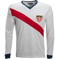 Camisa Estados Unidos 1950 Liga Retro Masculina - Masculino-Branco