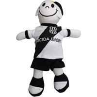 Boneco Mascote Da Ponte Preta - Torcida Baby - Unissex