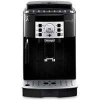 Cafeteira Delonghi Super Automática Magnifica S Preta Para Café, Cappuccino, Leite Quente E Chá - Ecam 22.110B