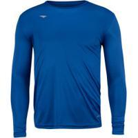 Camisa Manga Longa Com Proteção Solar Uv Penalty Matís 2 Ix - Masculina - Azul