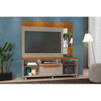 Home Theater Marcos Cinza/Naturale Madetec