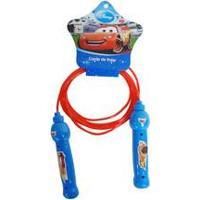 Corda De Pular Musical Brinquedo Carros Disney - Mix8 614443