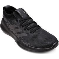 Tênis Adidas Purebounce+ Masculino - Masculino-Preto