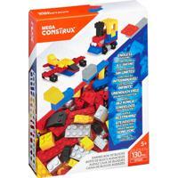 Blocos De Montar - Mega Bloks - Box Médio - Veículos - Fisher-Price - Unissex-Incolor