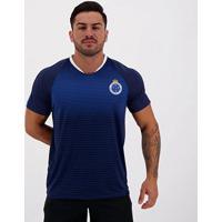 Camiseta Cruzeiro Prime Masculina - Masculino