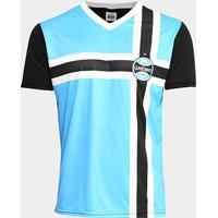 Camisa Retrô Grêmio 1983 S/N° Masculina - Masculino