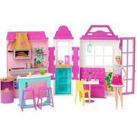 Barbie Conjunto Cook'N Grill Restaurante - Mattel