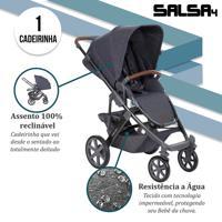 Carrinho De Bebê Abc Design Salsa 4 Style Street (6 Meses A 15Kg) - Tricae