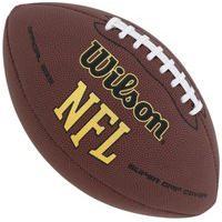 Bola De Futebol Americano Pro Wilson Wtf1895Xb, Cor: Dourado, Tamanho: U
