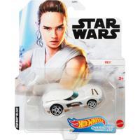 Carrinho Star Wars Hot Wheels Rey - Mattel - Kanui