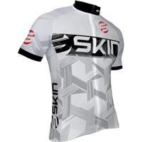 Camisa De Ciclismo Skin Masculina - Masculino